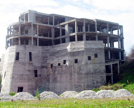 Seychelles International - Military Airport NorthEast Point Eyesore_8_21_09