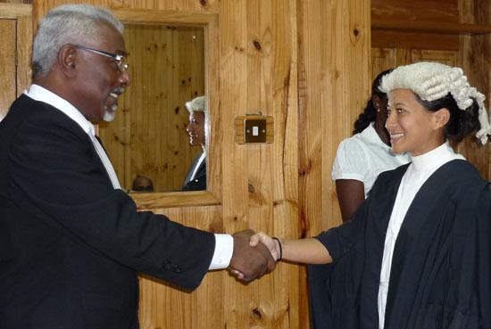 Seychelles-eNews - Teresa Micock