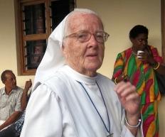 Description: Sister Dominic